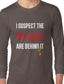 The Nargles Long Sleeve T-Shirt