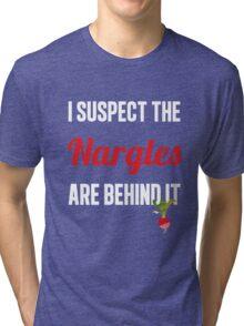 The Nargles Tri-blend T-Shirt