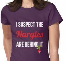 The Nargles Womens Fitted T-Shirt