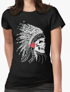War Of Hearts   Womens Fitted T-Shirt