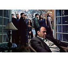 The Sopranos Photographic Print