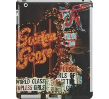 VegasNoir iPad Case/Skin