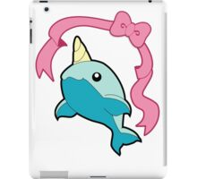 Kawaii Narwhal iPad Case/Skin