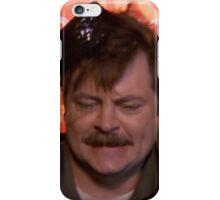 Ron Swanson Dancing iPhone Case/Skin