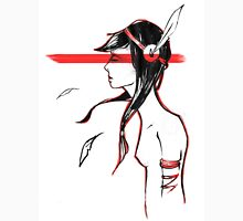 Native American Tribal Red Unisex T-Shirt
