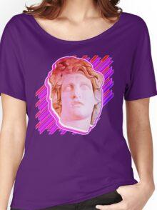 VAPORWAVE MAN  Women's Relaxed Fit T-Shirt