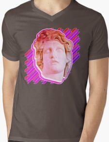 VAPORWAVE MAN  Mens V-Neck T-Shirt