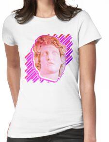VAPORWAVE MAN  Womens Fitted T-Shirt