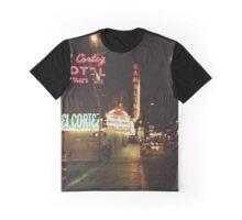 Vega Streets Graphic T-Shirt