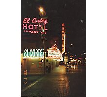 Vega Streets Photographic Print
