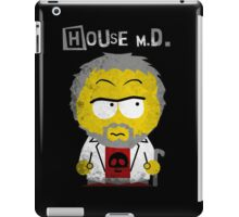 House MD in the style of South Park iPad Case/Skin