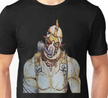 Krieg the psycho Unisex T-Shirt