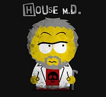 House MD in the style of South Park Unisex T-Shirt