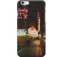 Vega Streets iPhone Case/Skin