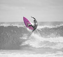 Purple Board by Paul Campbell  Photography