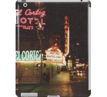 Vega Streets iPad Case/Skin