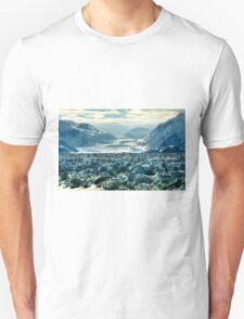 One Moment of Sunshine, Cape Hallett, Antarctica  Unisex T-Shirt