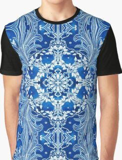 - Bright blue - Graphic T-Shirt