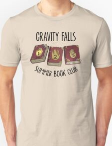 Gravity Falls: Summer Book Club T-Shirt