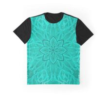 - Turquoise branch - Graphic T-Shirt
