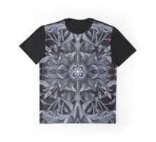 - Black pattern - Graphic T-Shirt