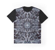 - Black pattern - Graphic T-Shirt
