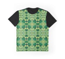 - Green ornament - Graphic T-Shirt