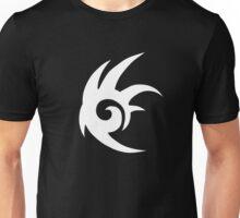 Shadow the Hedgehog Logo white Unisex T-Shirt