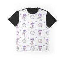 - Simple lavender pattern - Graphic T-Shirt
