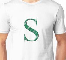 S for Slytherin Unisex T-Shirt