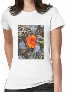 A Burst Of Colour Womens Fitted T-Shirt
