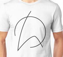 Star Trek - Abstract Design, Emblem Unisex T-Shirt