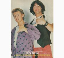 Bill and Ted Teen Beat cover Unisex T-Shirt