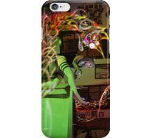 Kitty Noodle Whiskey Ghost iPhone Case/Skin