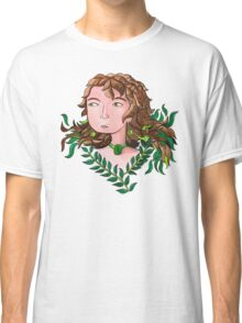 Wild woman of the trees  Classic T-Shirt