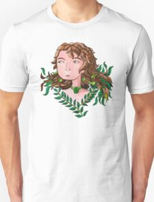 Wild woman of the trees  Unisex T-Shirt
