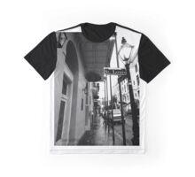 St Louis St, New Orleans Graphic T-Shirt