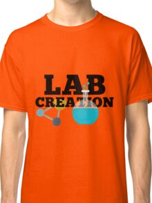 Lab Creation Science Themed Classic T-Shirt
