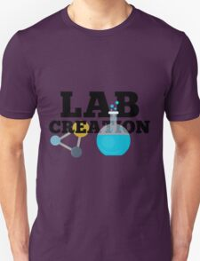 Lab Creation Science Themed Unisex T-Shirt