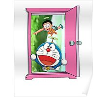 Doraemon and Nobita Poster
