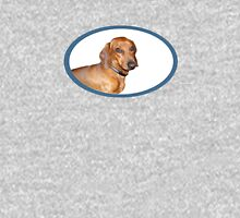 Tan Dachshund Portrait. T-Shirt