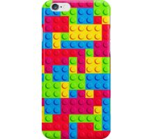 Lego Tile Tess iPhone Case/Skin