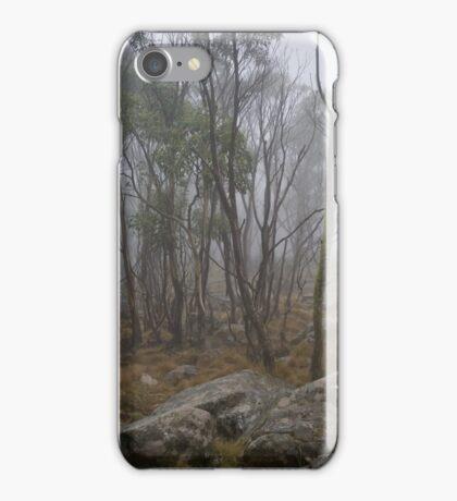 Misty Morning, Mount Macedon iPhone Case/Skin