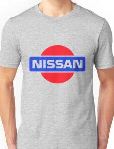 Old Nissan Logo Unisex T-Shirt