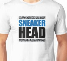 Sneakerhead - Sports Blue Cement Unisex T-Shirt