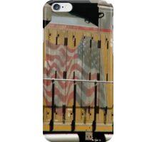 Patriotic Train iPhone Case/Skin