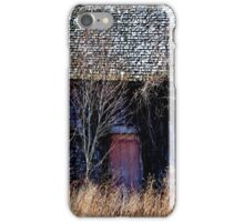 The Old Farmstead  iPhone Case/Skin