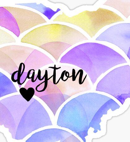 Dayton Sticker