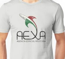 AEXA Mexican Space Agency Unisex T-Shirt