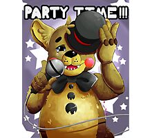 Toy Freddy Photographic Print